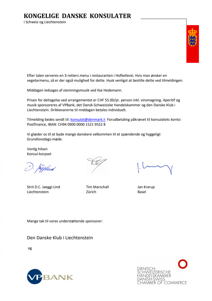 2019-04-23 14_11_24-Hoststar Webmail __ Invitation Grundlovsdag 2019 2